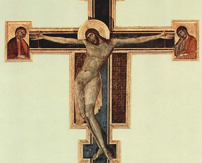 Reflections on the Resurrection, Cimabue's Glorification