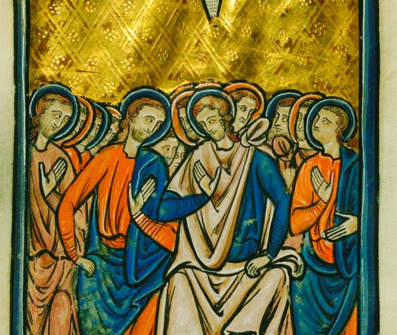 Pentecost – A Night in the Holy Sepulchre