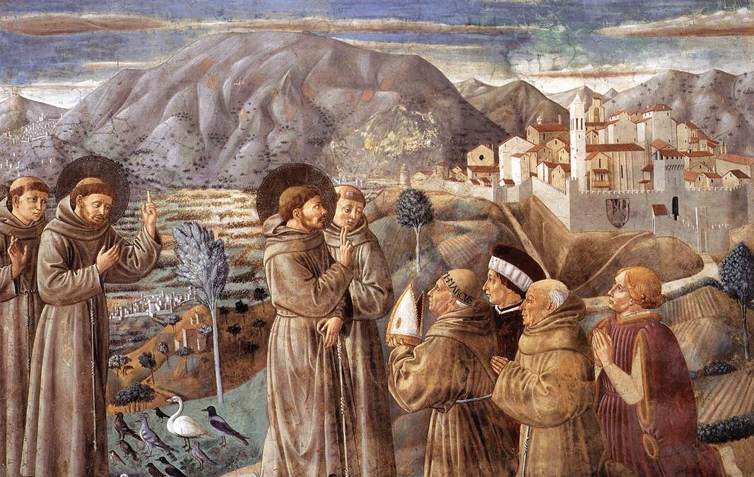 St Francis of Assisi – Part 11 – A New Rule