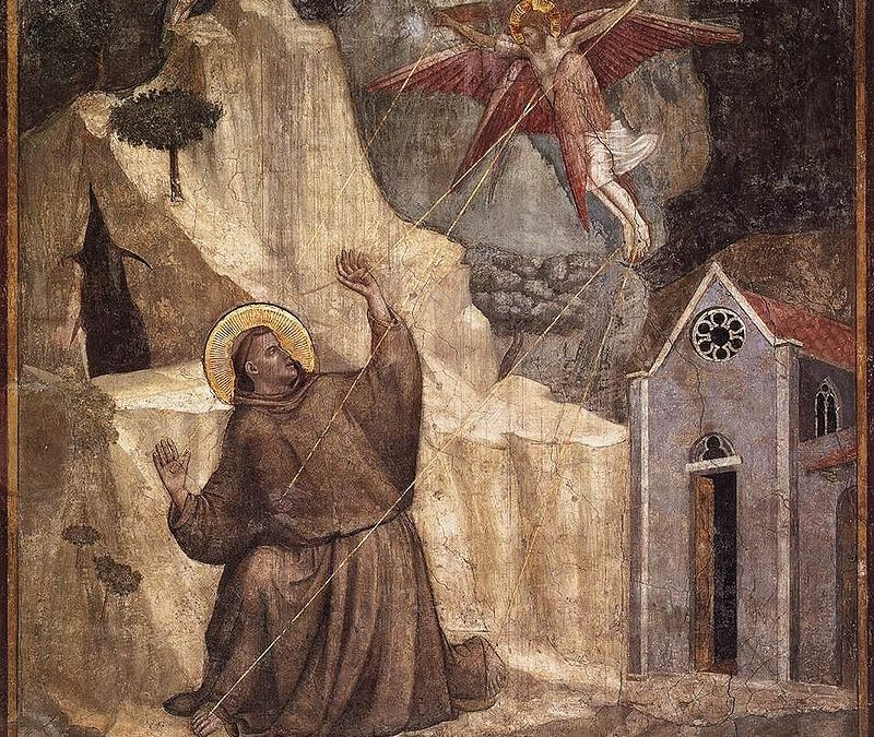 St Francis of Assisi – Part 12 – Francis Receives the Stigmata
