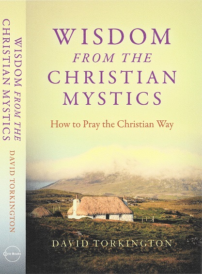 David's Talk at his Book Launch of Wisdom from the Christian Mystics