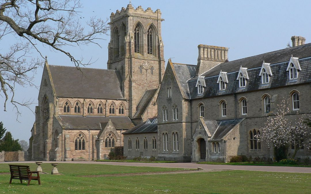 Retreat given at Belmont Abbey, Herefordshire – 1. An Introduction to Journeying Deeper