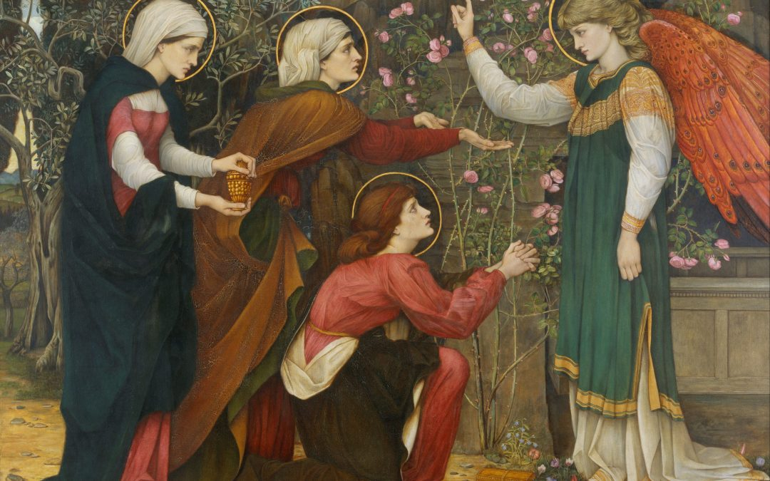 The Easter Mysteries and The Mystic Way